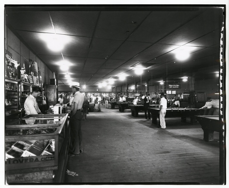 The general store, 1935