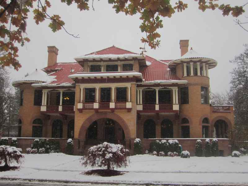 The Clark Mansion