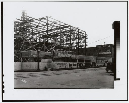 Under Construction, 1931