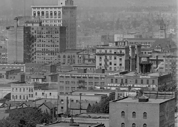 1930s era Building