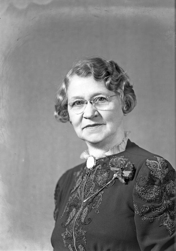 Agnes Kehoe in 1939