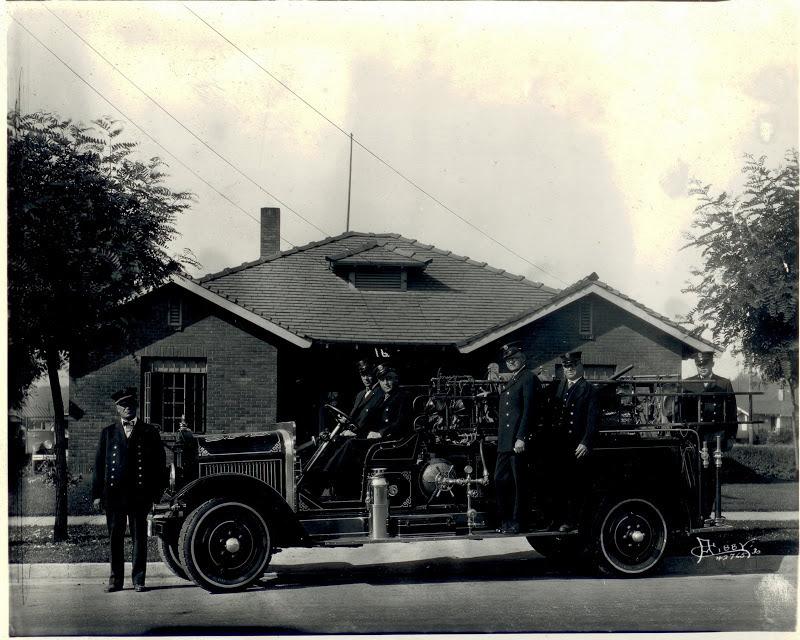 Spokane Fire Station No. 16.