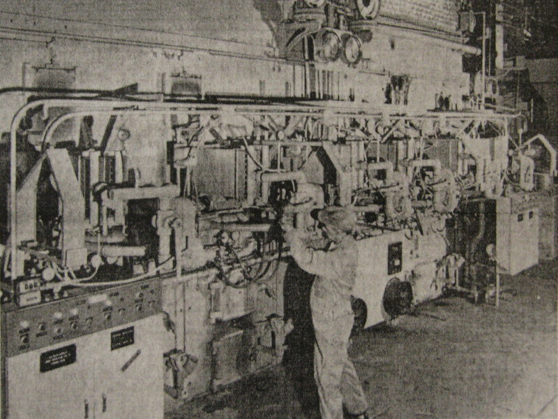Daily Operations at the Steam Plant