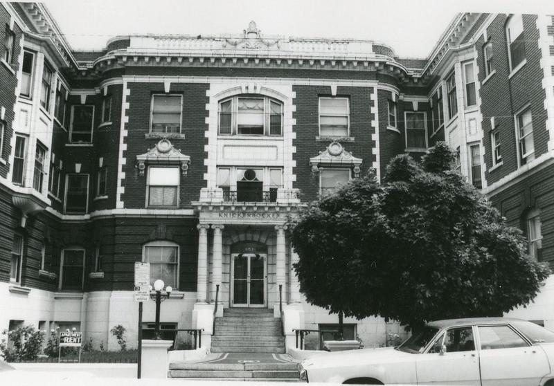 The Knickerbocker Apartments