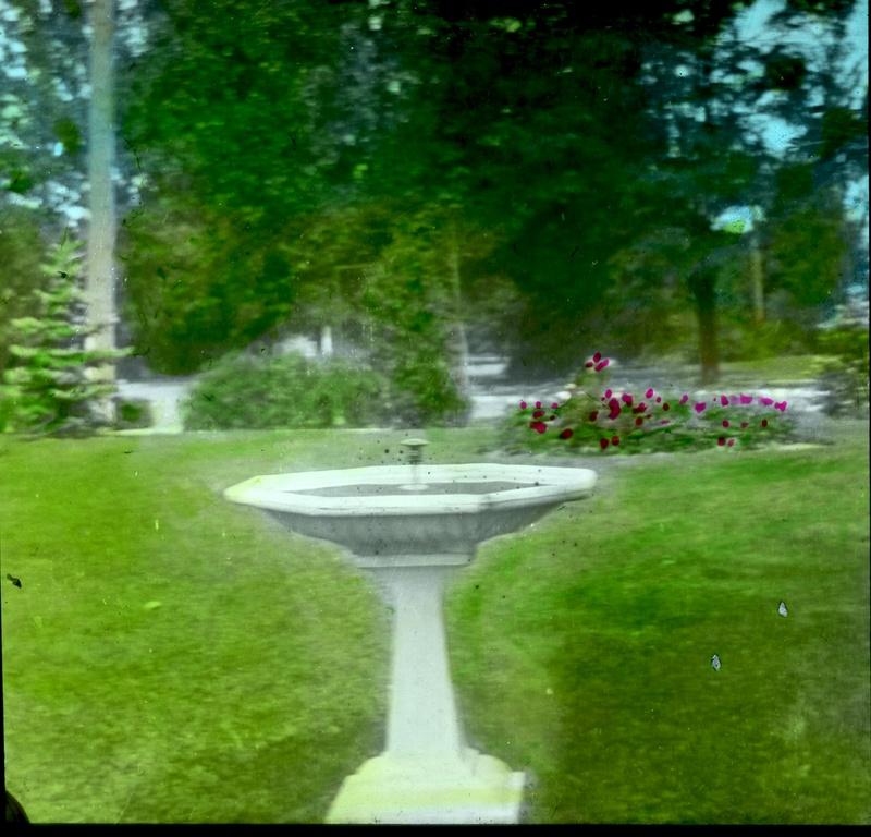 Park Fountain circa 1910