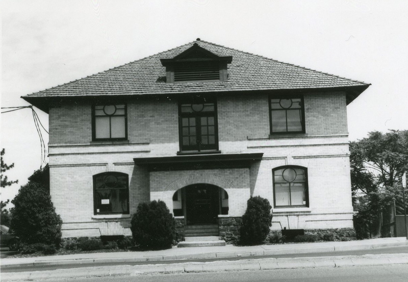 Front of the Amman Apartments