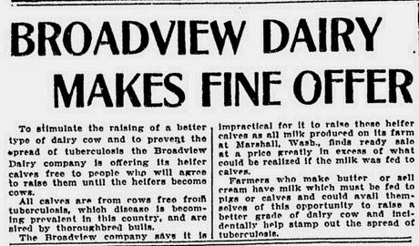 February 13, 1908 Newspaper Article
