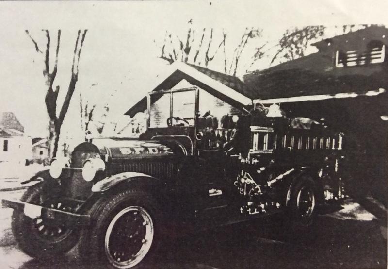 Spokane Fire Station No. 2 Truck