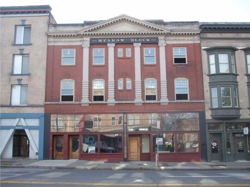 The Former Brickett Hotel