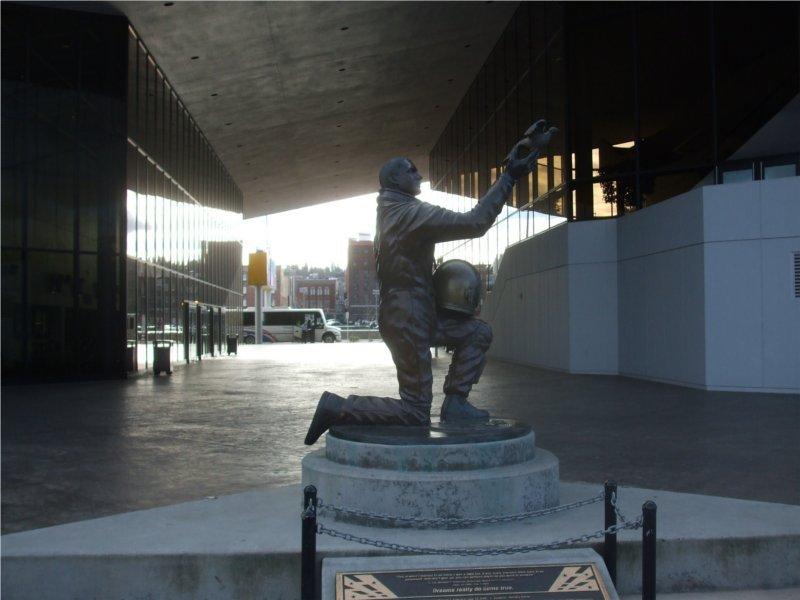 Michael P. Anderson Memorial