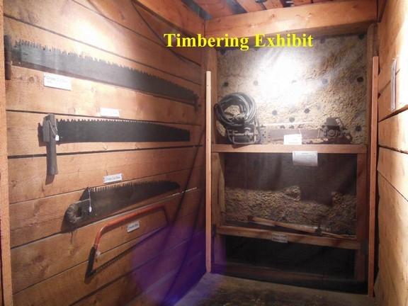 Timbering Exhibit
