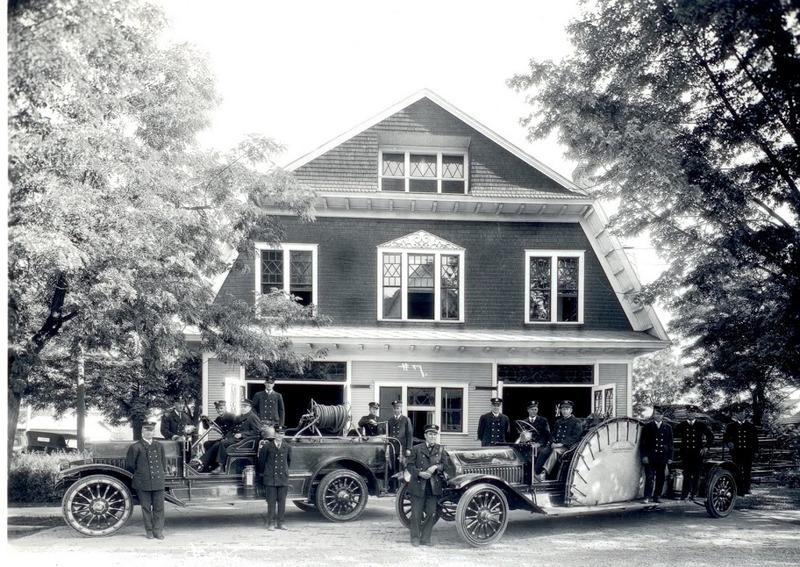 Spokane Fire Station No. 7