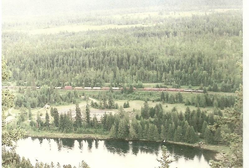 Cabinet Landing in June of 1994