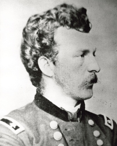 Brigadier General Nelson A. Miles