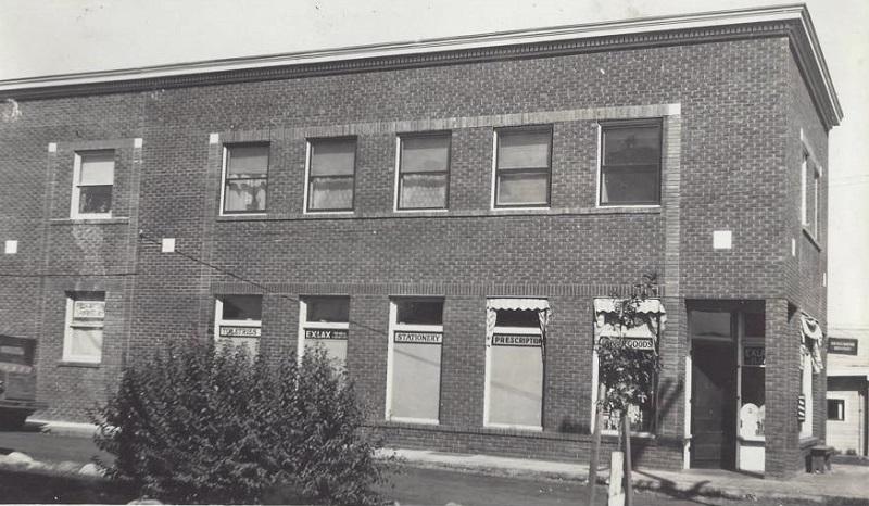 Tiffin's Pharmacy, late 1920s-30s