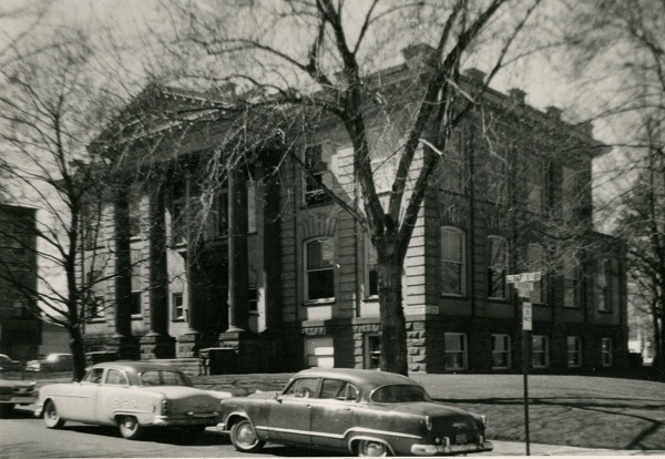 Carnegie Library 1940s