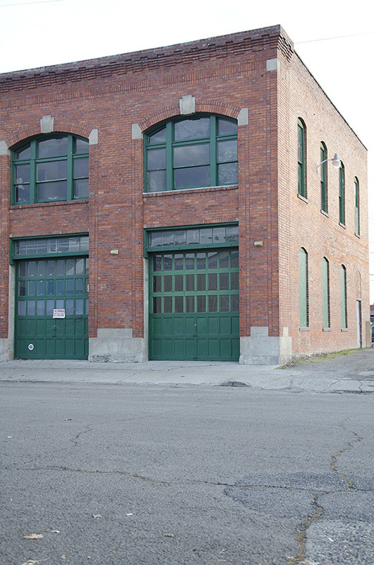 Spokane Fire Station No. 3 Street View