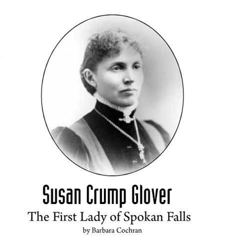 James Glover's first wife, Susan.