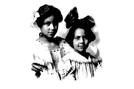 Annice and Katherine Richardson