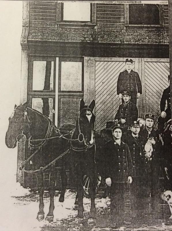 Spokane Fire Station No. 2 Personnel