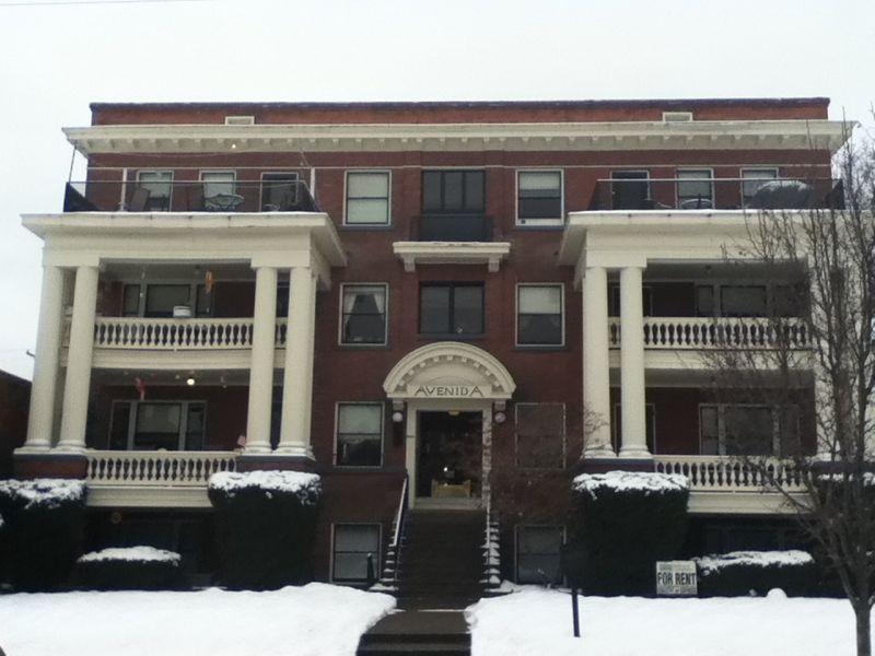 Avenida Apartments, 2012. Image Courtesy of Zachary Wnek.