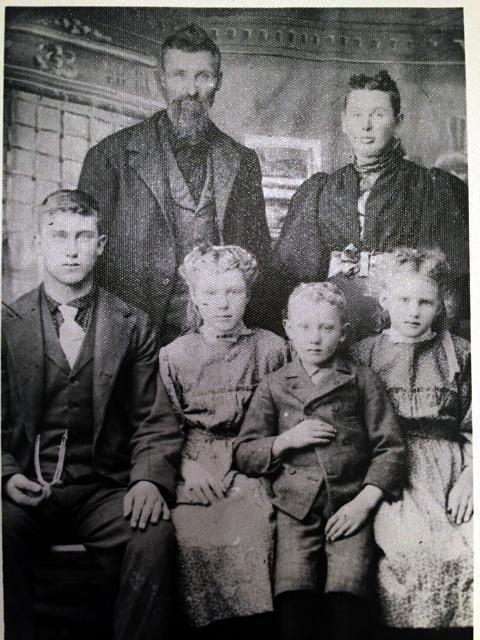 James O. Gifford and Family