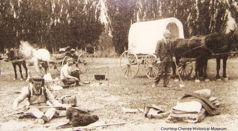 Settlers of Turnbull National Wildlife Refuge