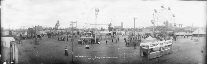 Nat-Reiss Southern Carnival Co., Los Angeles. 1904.