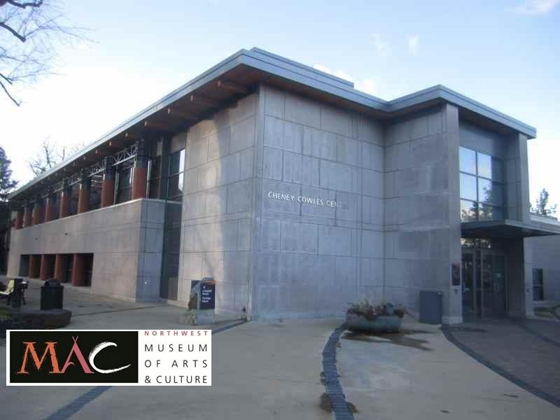 Cheney Cowles Memorial Museum Building