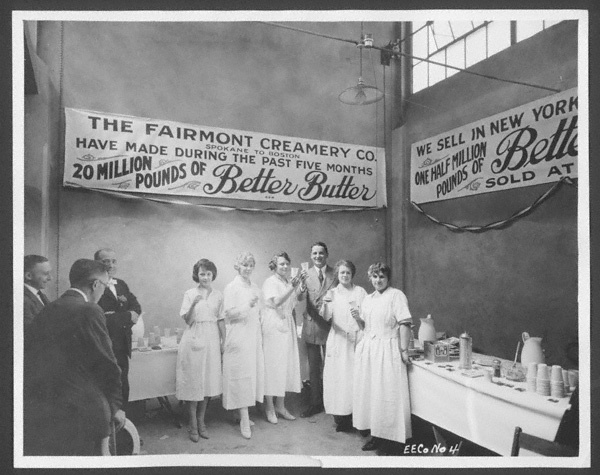Better Butter Contest, 1921