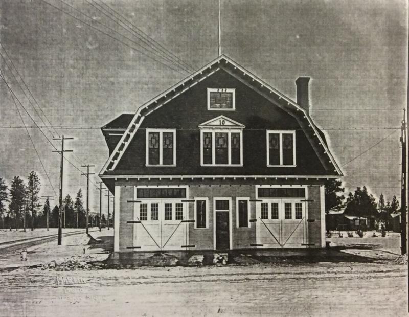Spokane Fire Station No. 10