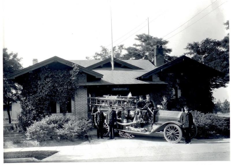 Spokane Fire Station No. 13