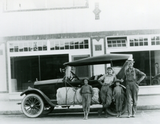 The Great American Roadtrip, 1921