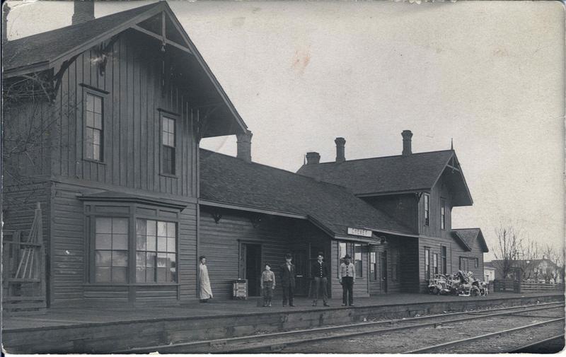 The Original Depot, c. 1910