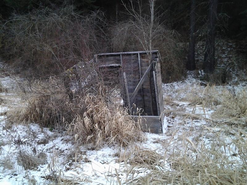 Elberton Ruins,2013
