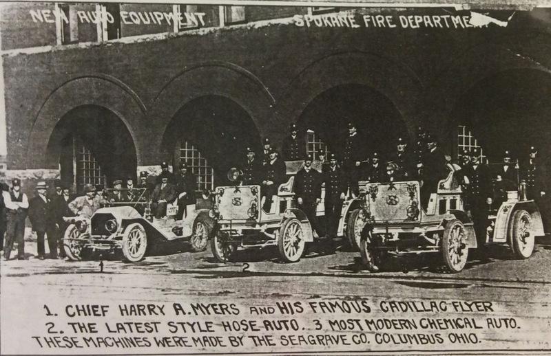 Spokane Fire Station No. 5