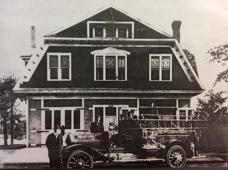 Spokane Fire Station No. 8