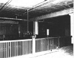 The Kemp & Hebert Building Interior
