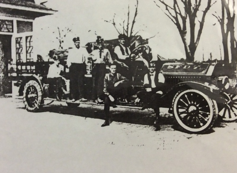 Spokane Fire Department No. 7, 1914