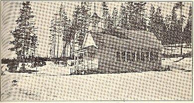 Jore School Original Location