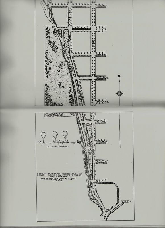 High Drive Parkway Plans