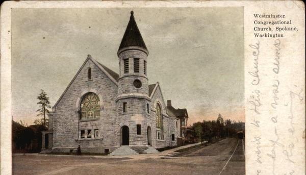 First Congregational Church, Pre-1927