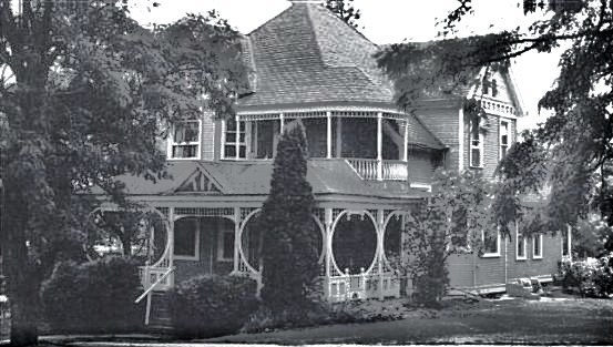 The David Lowe House
