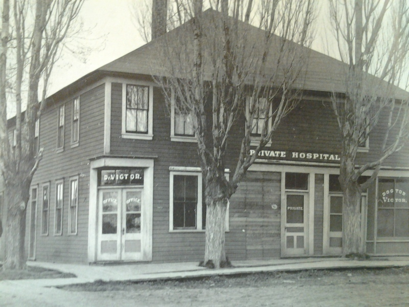 Private Hospital,1910