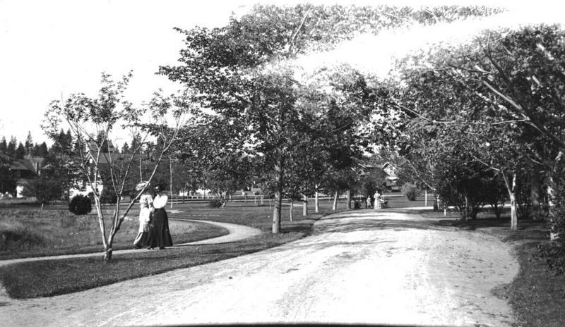 Corbin Park, 1910