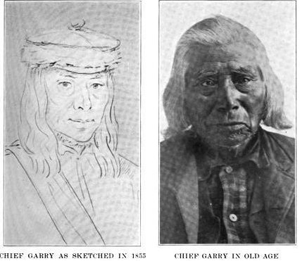 Chief Garry of the Spokane