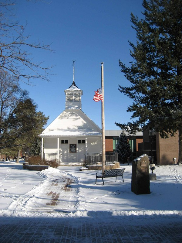 Cheney Normal School Heritage Center today