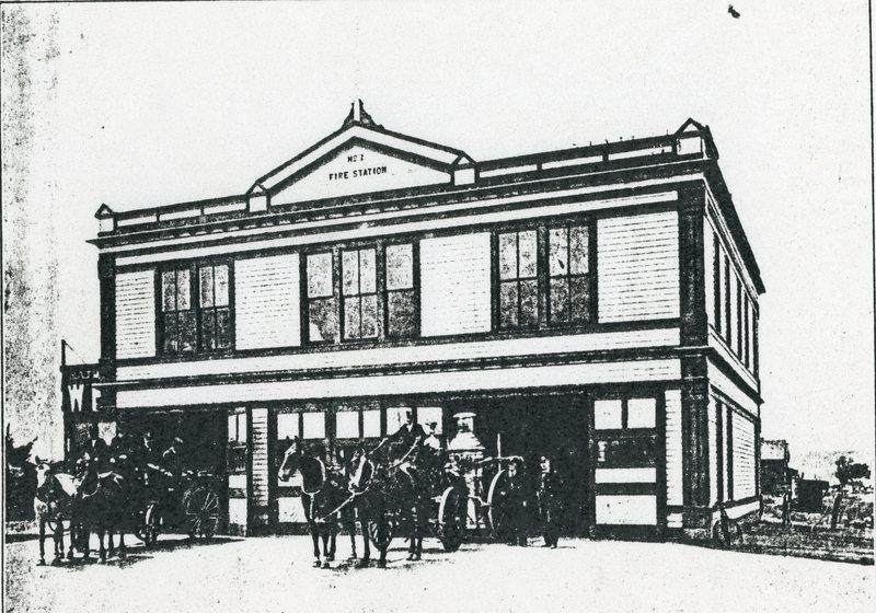 Spokane Fire Station No. 3 Original
