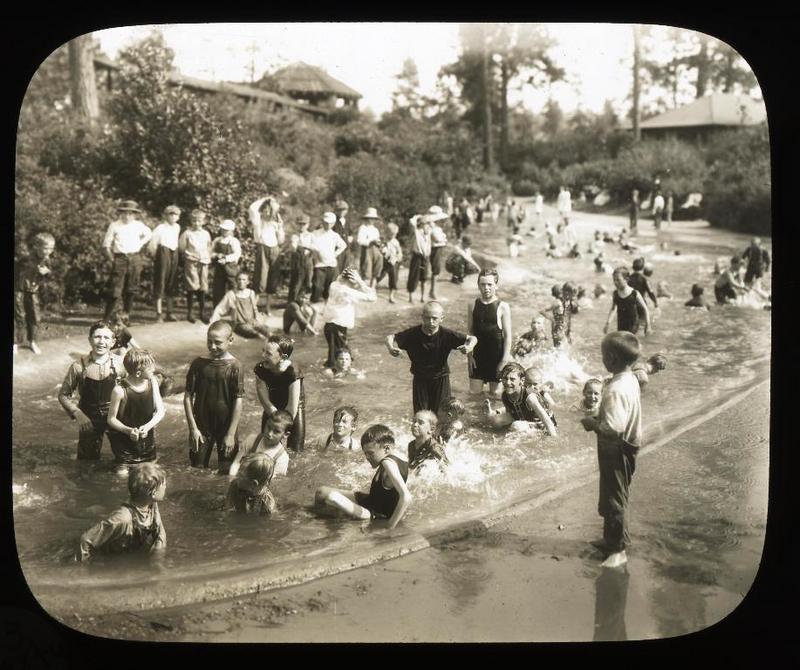 Liberty Park Wading Pool