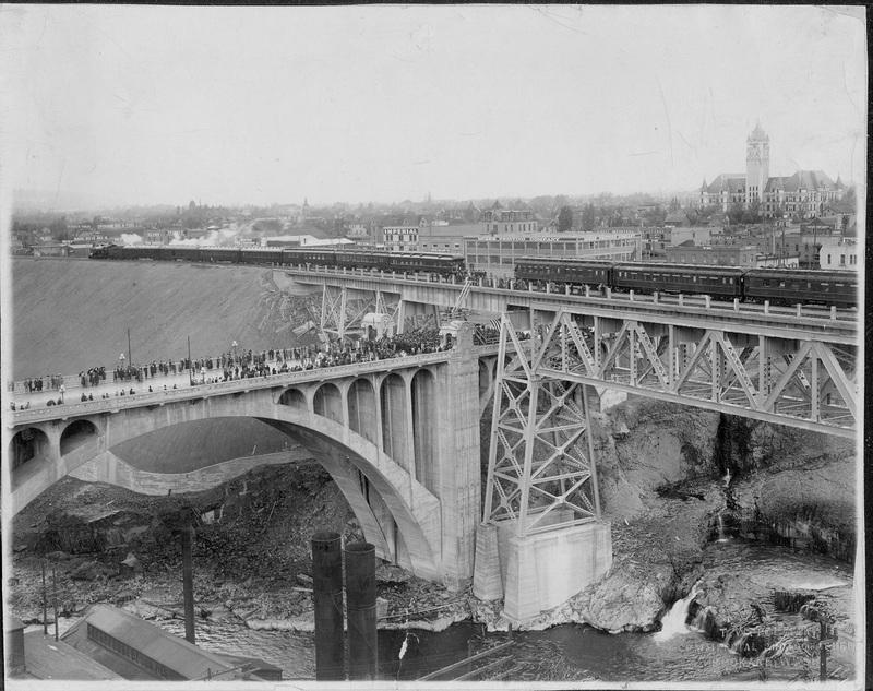 Dedication of the Milwaukee Road/Union Pacific Viadcut